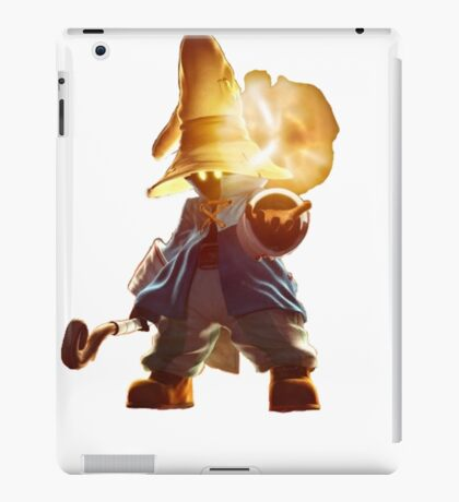 Vivi , Final Fantasy 9 iPad Case/Skin