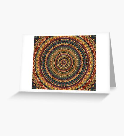 Mandala 181 Greeting Card