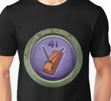 Glitch Achievement constable coppersmith Unisex T-Shirt