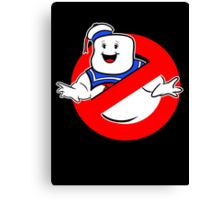 Puft Busters  Canvas Print