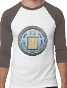 Glitch Achievement corporate cabinetmaker Men's Baseball ¾ T-Shirt