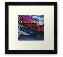 Muralful Framed Print