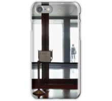 On Death and Dying (Apologies to Elisabeth Kubler Ross) iPhone Case/Skin