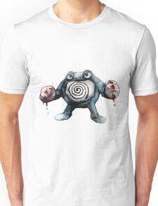 Talk shit, get hit. Poliwrath Watercolor Unisex T-Shirt