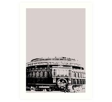 Royal Albert Hall - London, Hyde Park Art Print