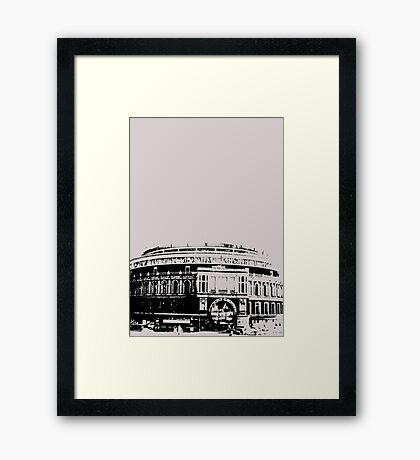 Royal Albert Hall - London, Hyde Park Framed Print