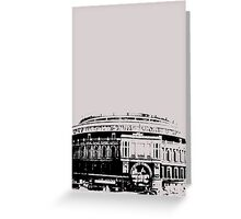 Royal Albert Hall - London, Hyde Park Greeting Card