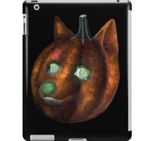 Dog-e-lantern Halloween Inversion Watercolor Painting iPad Case/Skin