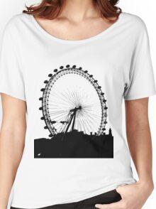 London Eye Women's Relaxed Fit T-Shirt
