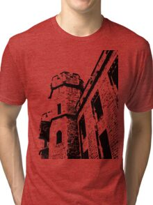 Tower of London Pen and Ink Tri-blend T-Shirt
