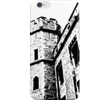 Tower of London Pen and Ink iPhone Case/Skin
