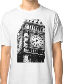 Big Ben Face - Palace of Westminster, London  Classic T-Shirt