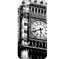 Big Ben Face - Palace of Westminster, London  iPhone Case/Skin
