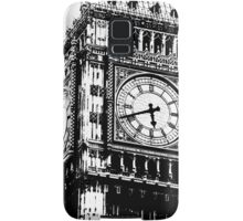 Big Ben Face - Palace of Westminster, London  Samsung Galaxy Case/Skin