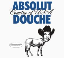 Absolute Douche 2 by stoopiditees