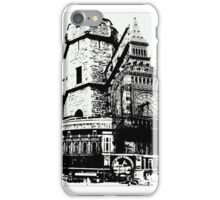 London Composite Pen and Ink iPhone Case/Skin