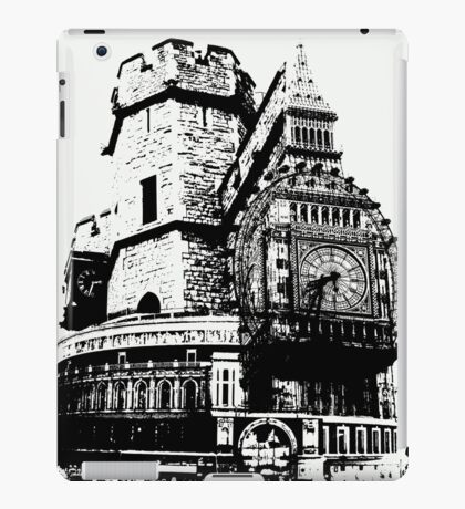 London Composite Pen and Ink iPad Case/Skin