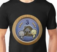 Glitch Achievement crowded house Unisex T-Shirt