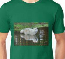 Wolf Reflection Unisex T-Shirt