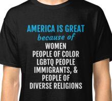 Womens March on Washington Classic T-Shirt
