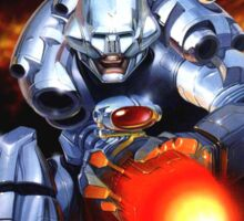 Turrican Sticker