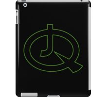 Jonny Quest (Outline) iPad Case/Skin