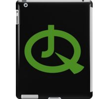 Jonny Quest (Solid) iPad Case/Skin