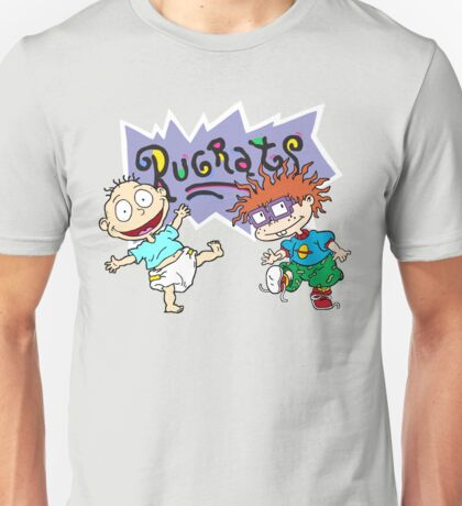 Rugrats - Tommy & Chuckie Unisex T-Shirt