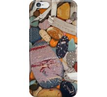 NW Tasmanian Rock Art iPhone Case/Skin