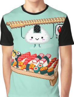 A bit Of Sushi Graphic T-Shirt