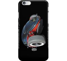 Skulbugery, a Volks Rod iPhone Case/Skin