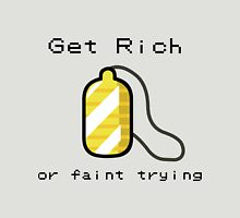 Pokemon Amulet - Get rich or faint trying T-Shirt