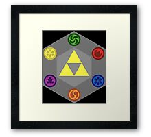 Protectors of the Realm Framed Print
