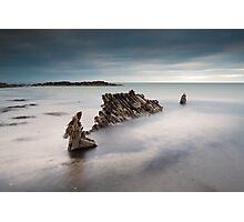 Portavogie  Co Down  Northern Ireland Photographic Print