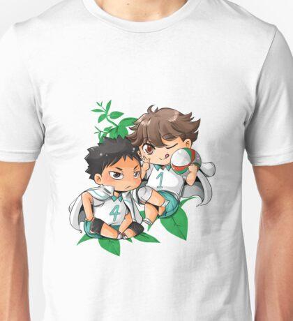 1+4 = Seijoh! Unisex T-Shirt