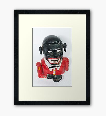 1161 A Toy for Christmas Framed Print