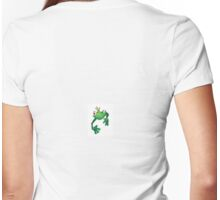 Fairy Tale (Frog Prince) Womens Fitted T-Shirt