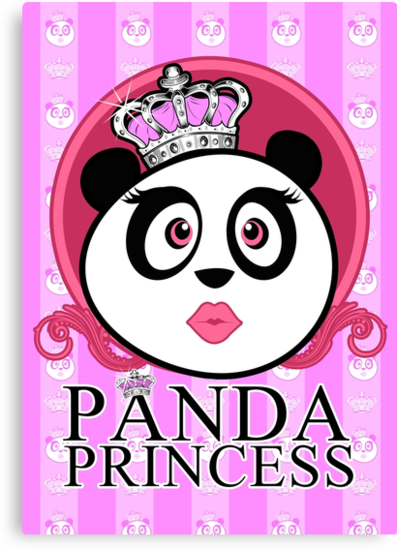 Panda Princess by Adamzworld
