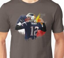 Tom (Flame on) Brady Unisex T-Shirt