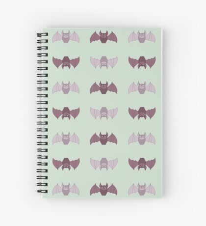 Some Days Can Just Drive You Batty Spiral Notebook
