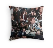 Sam and Dean - Supernatural Throw Pillow