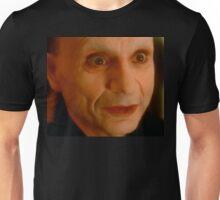 Mystery Man - Lost Highway fan art digital painting Unisex T-Shirt