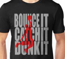 Dunk Basketball Shirt white Unisex T-Shirt