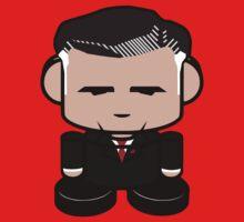 Mitt Romneybot 1.0 Baby Tee