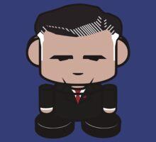 Mitt Romneybot 1.0 by Carbon-Fibre Media