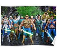 Masters of the Universe Classics - New Adventures of He-Man Poster