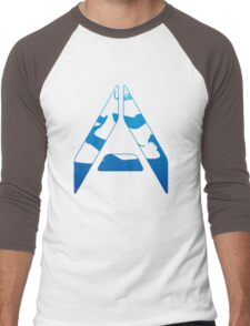 Ari 2000 Men's Baseball ¾ T-Shirt