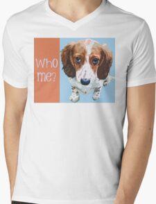 Innocent/Guilty Mens V-Neck T-Shirt