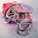 ABSTRACT....font play!! by kamaljeet kaur