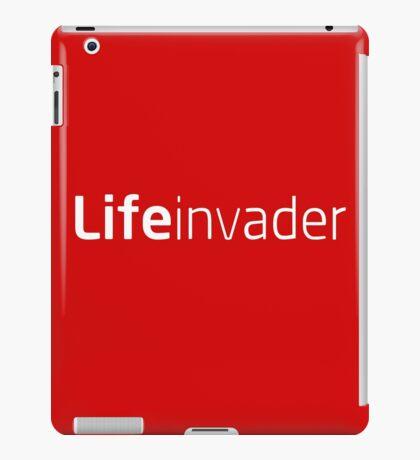 Life Invader iPad Case/Skin
